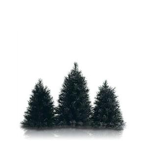 Árvore de Natal preta: conheça a mais nova variação de decoração natalina