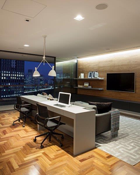 Home Office: 10 escritórios em casa para se inspirar