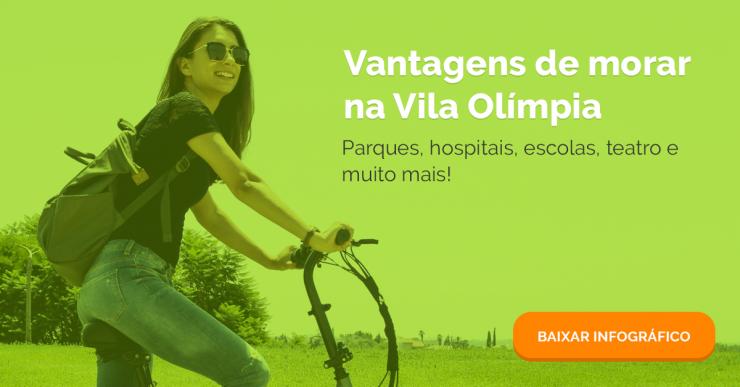 Vila Olímpia: modernidade e aconchego em um só bairro
